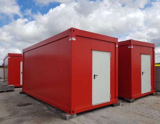 LOGICON Kontenery - pojedycze kontenery biurowe - produkcja kontenerów